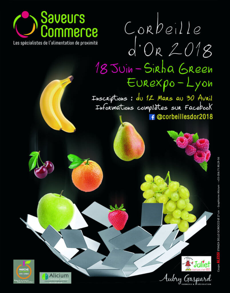 AfficheConcours CorbeilleOr